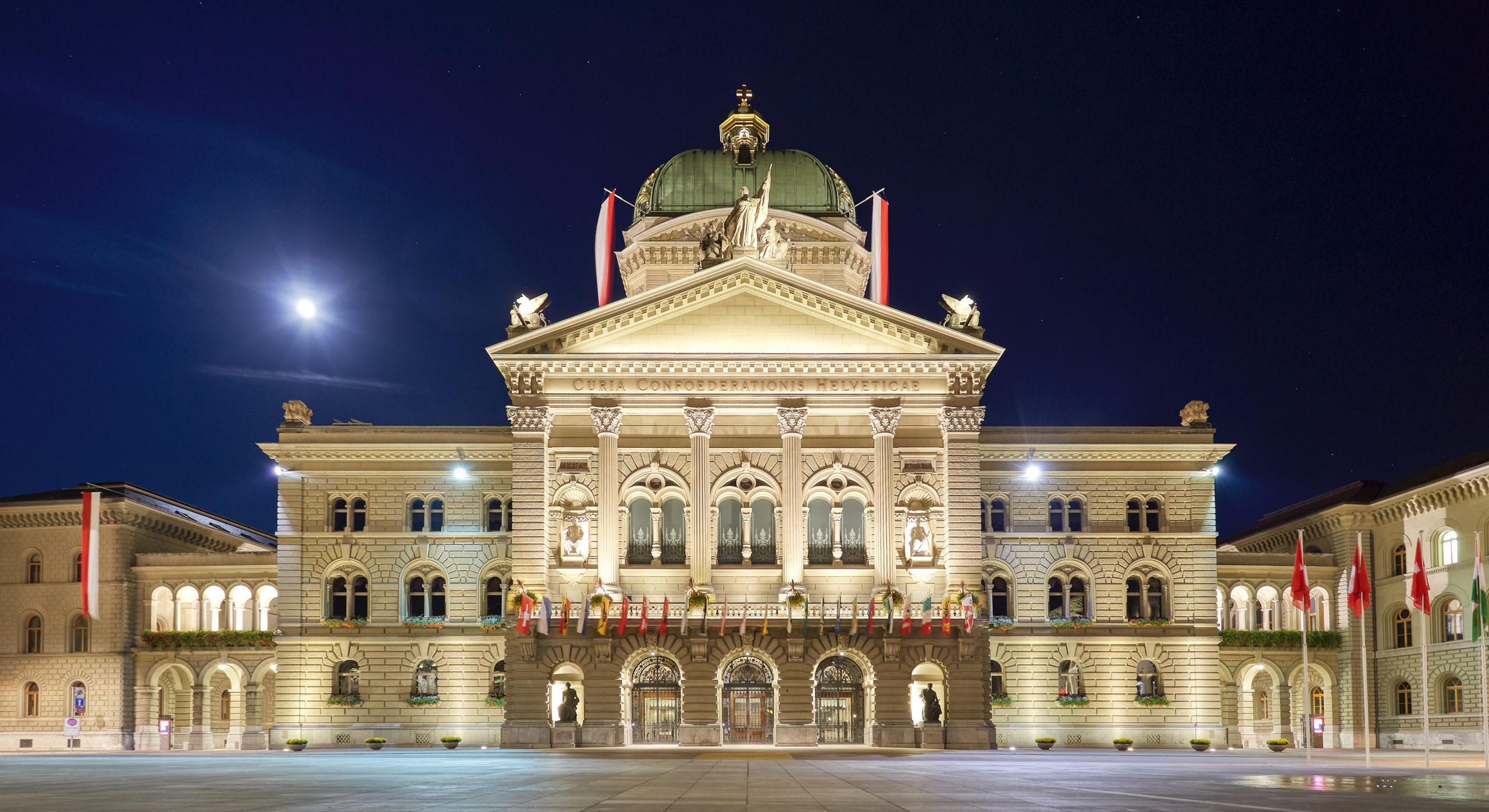Résultats de la session d'automne des Chambres fédérales